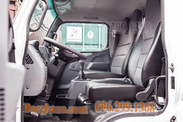 Bọc lại ghế  da xe oto FORD giá rẻ tại Hà Nội
