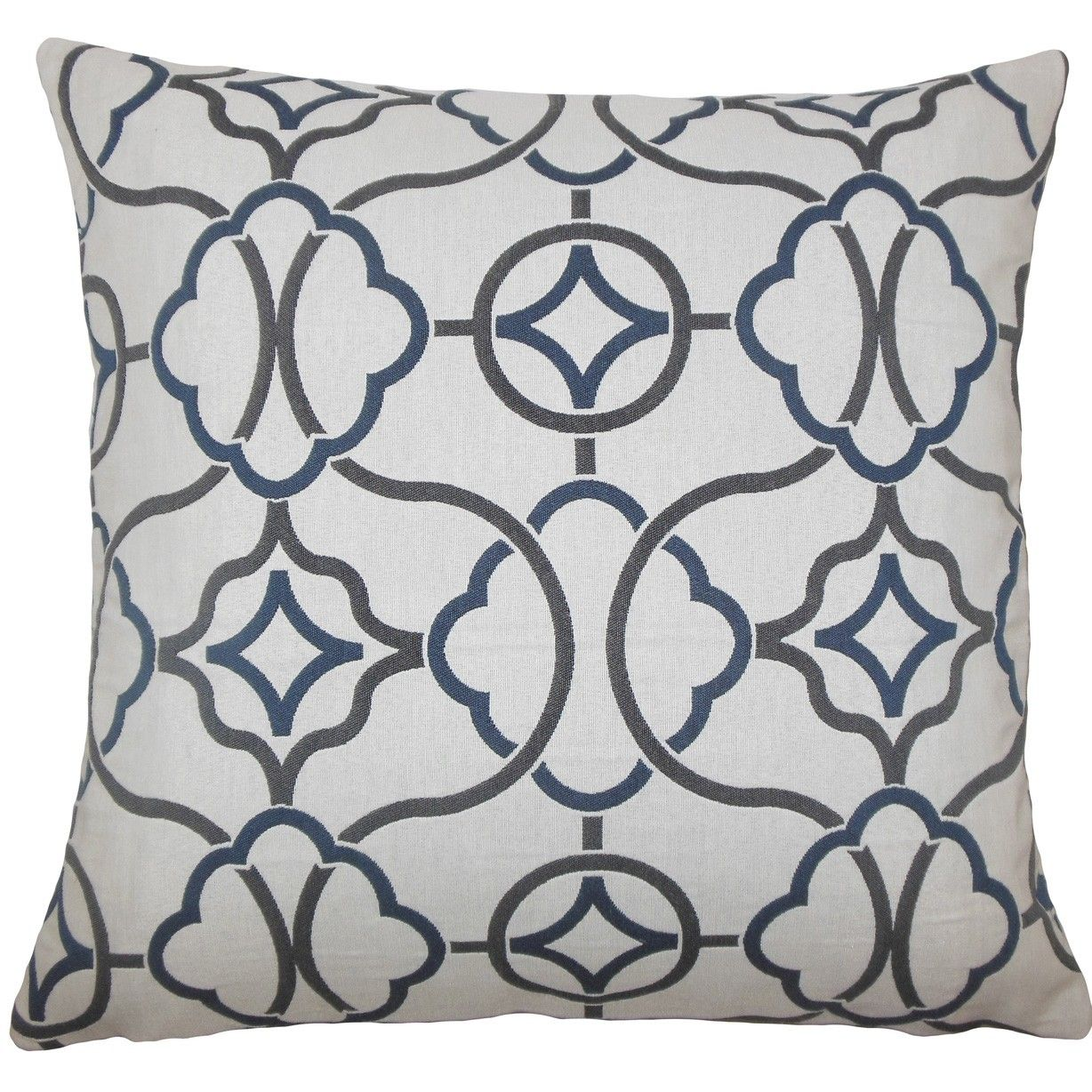 Fearghus Geometric Throw Pillow