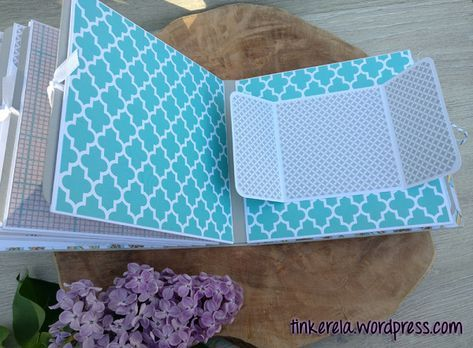Photo of MINI ALBUM STEP-BY-STEP – PART 3
