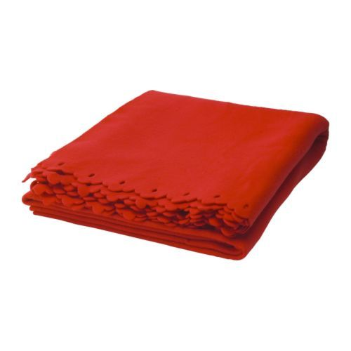 Red Throw Blanket Ikea Throws