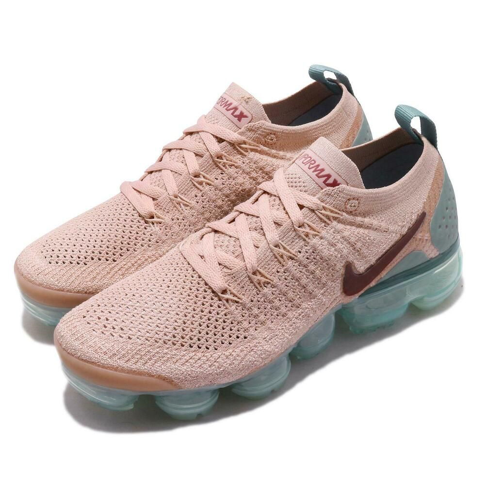the latest 18293 d3ed2 Nike Wmns Air Vapormax Flyknit 2 II Particle Beige Smokey ...