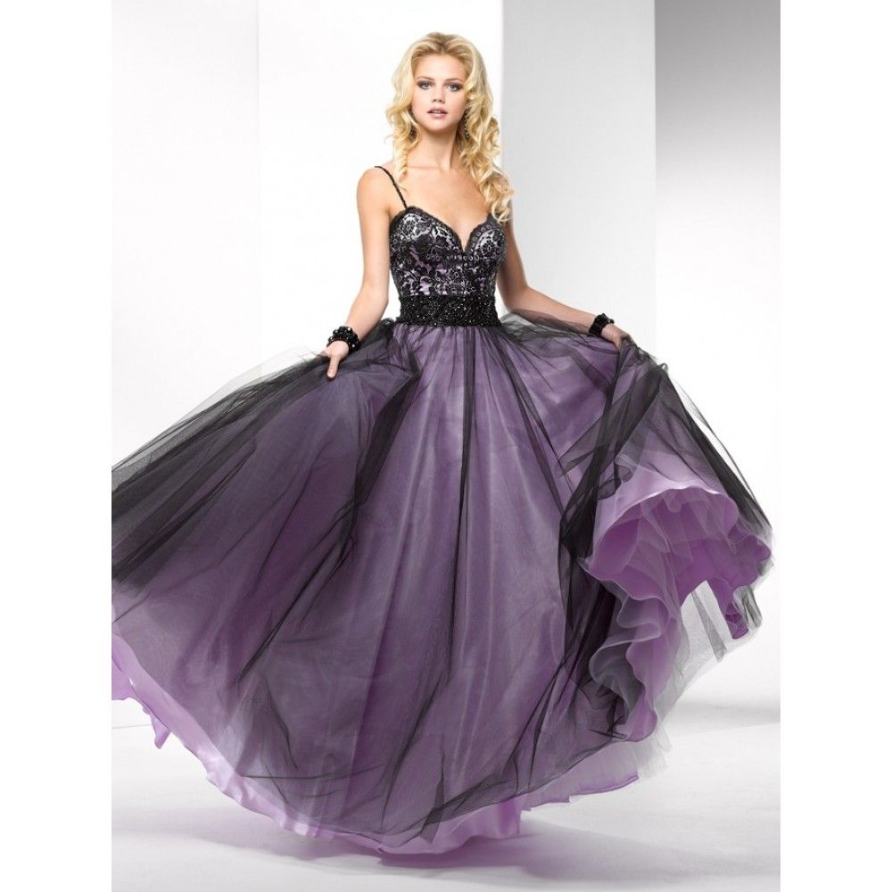 Lace Prom Dresses