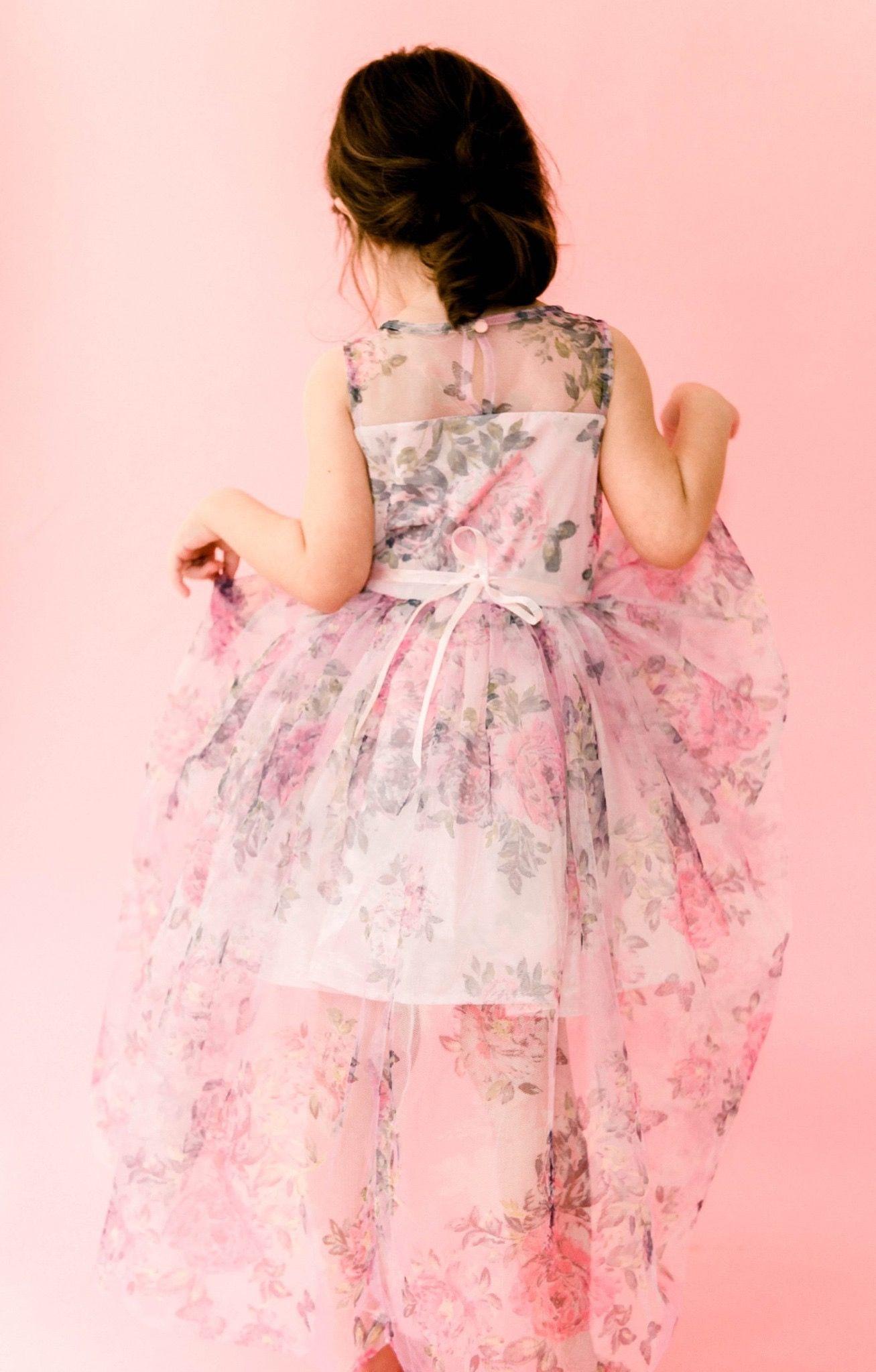 Pink Flower Dress Flower Dresses Target Dress Pink Flower Dress [ 2048 x 1307 Pixel ]