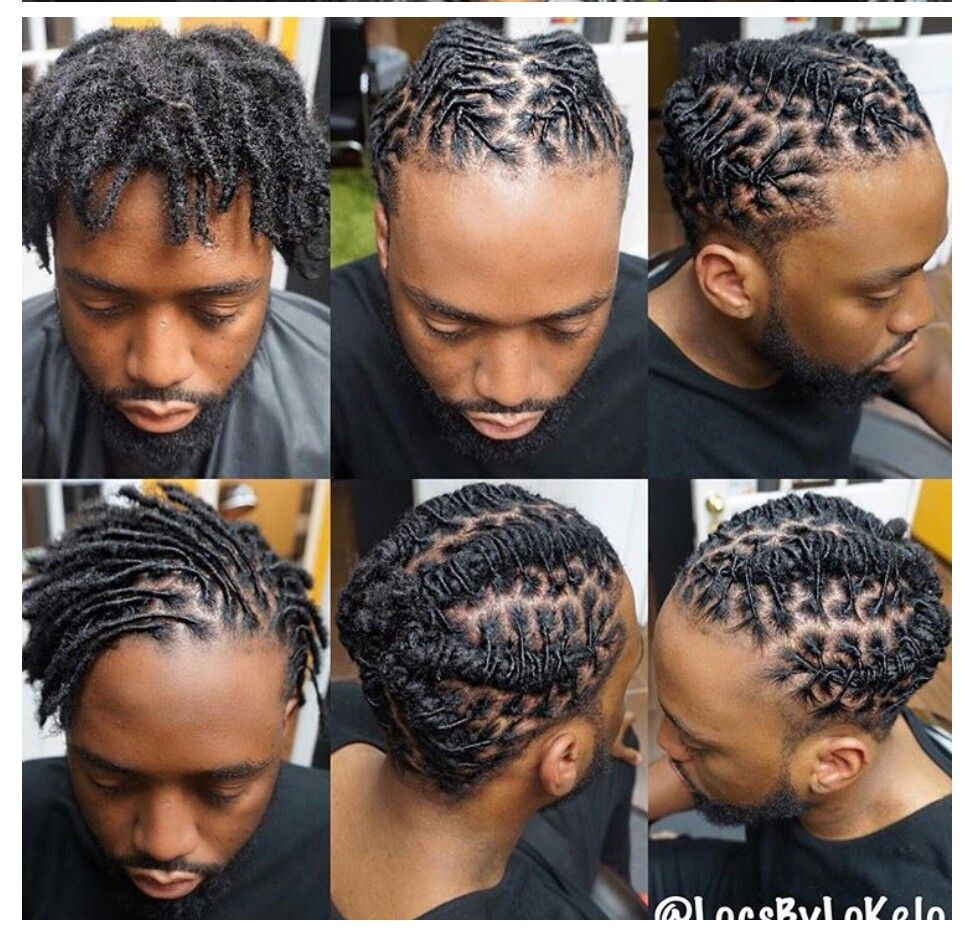 Awesome Donu0027t Think Because Youu0027re Locs Arenu0027t Long , You Canu0027t Achieve A Pin Up  Style. Locs Are So Versatile!
