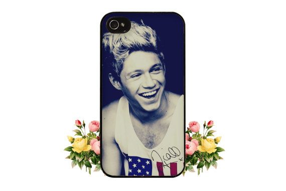 Niall Horan 1D iPhone Case One Direction Niall Horan iPhone Case iPhone 4 Case iPhone 4s Case iPhone 5 Case iPhone 5s Case S3 Case S4 Case on Etsy, $16.00