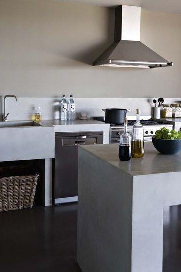 Cuisine Moderne Et Pratique Bonnes Idées Cuisine Moderne - Idee cuisine contemporaine pour idees de deco de cuisine