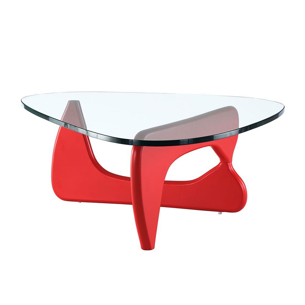 Modern red coffee table dotandbo dotandbodream your dream modern red coffee table dotandbo dotandbodream geotapseo Choice Image