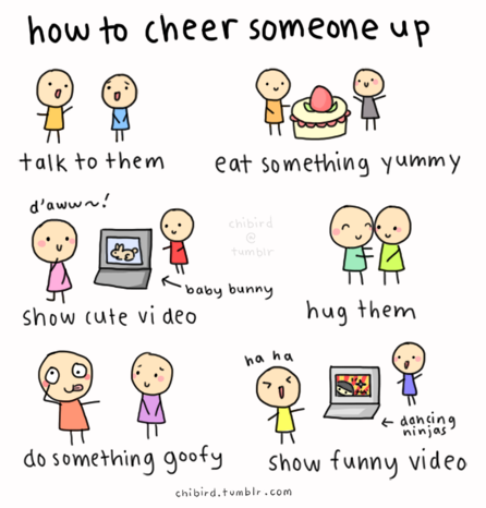 Signs Quotes Things I Love Chibird Cheer Up Quotes Cheer