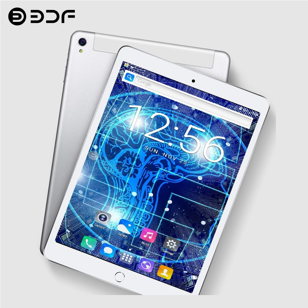 10 1 Inch Android 7 0 Quad Core 1920x1200 Ips Tablet Pc 32gb Rom Built In 3g Phone Call Dual Sim Card Wifi Bluetooth Pc Tablet Tablet Dual Sim Touch Technology