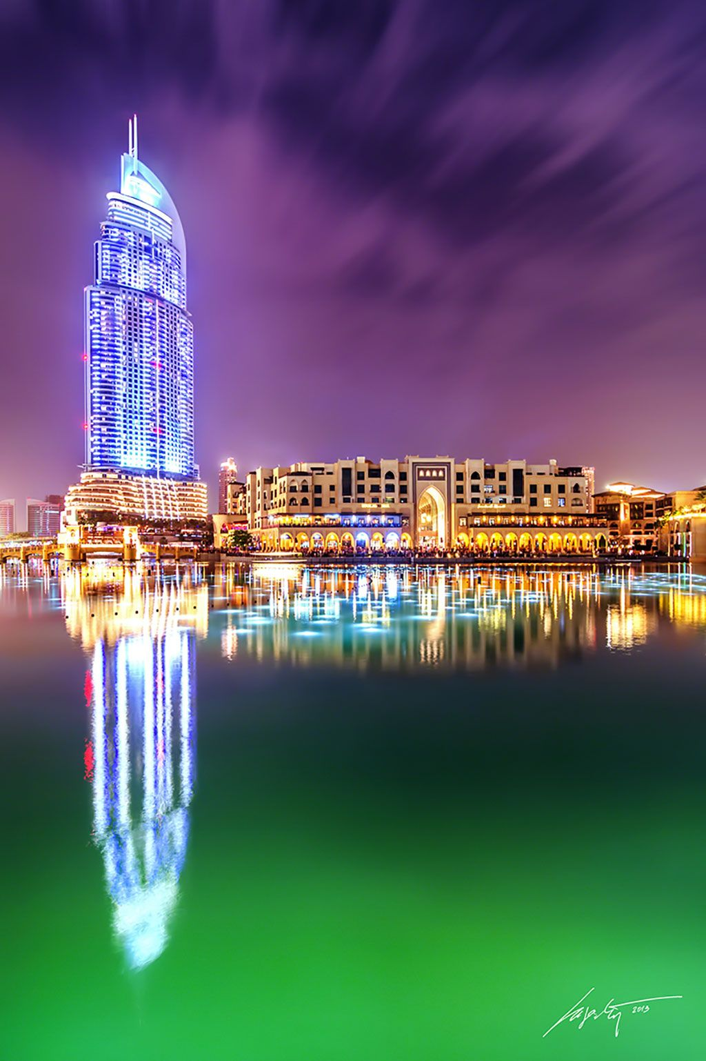 Dubai, The Jewel of the Arabian Gulf, 27 photos as never