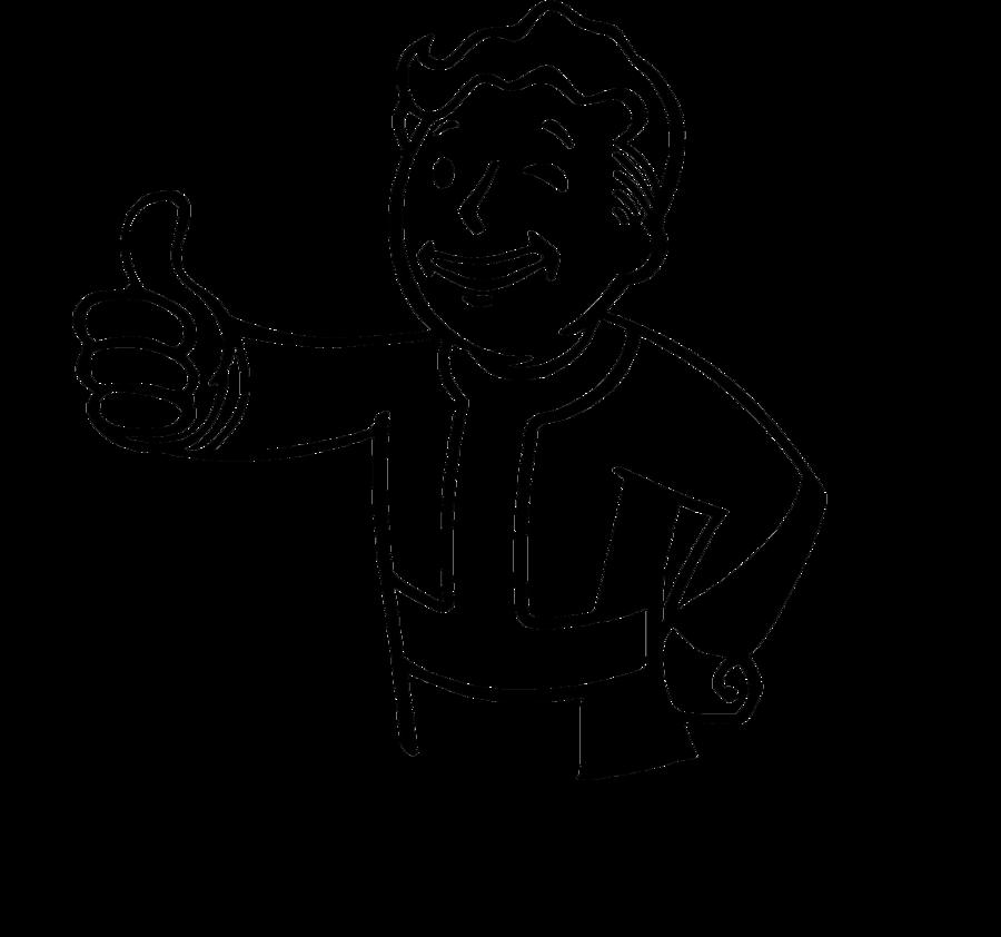 Fallout Pipboy Stencil By Xplict91 D308k2x Png 900 842 Pip Boy Stencils Deviantart