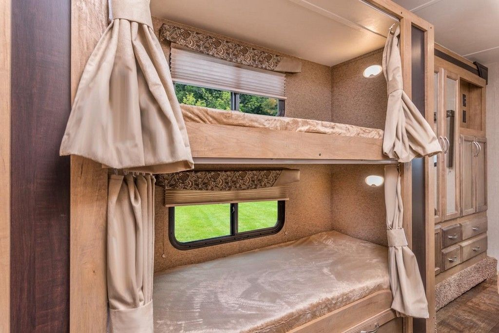 15 Awesome Camper Bunk Curtains Ideas Bunk Bed Curtains Shabby