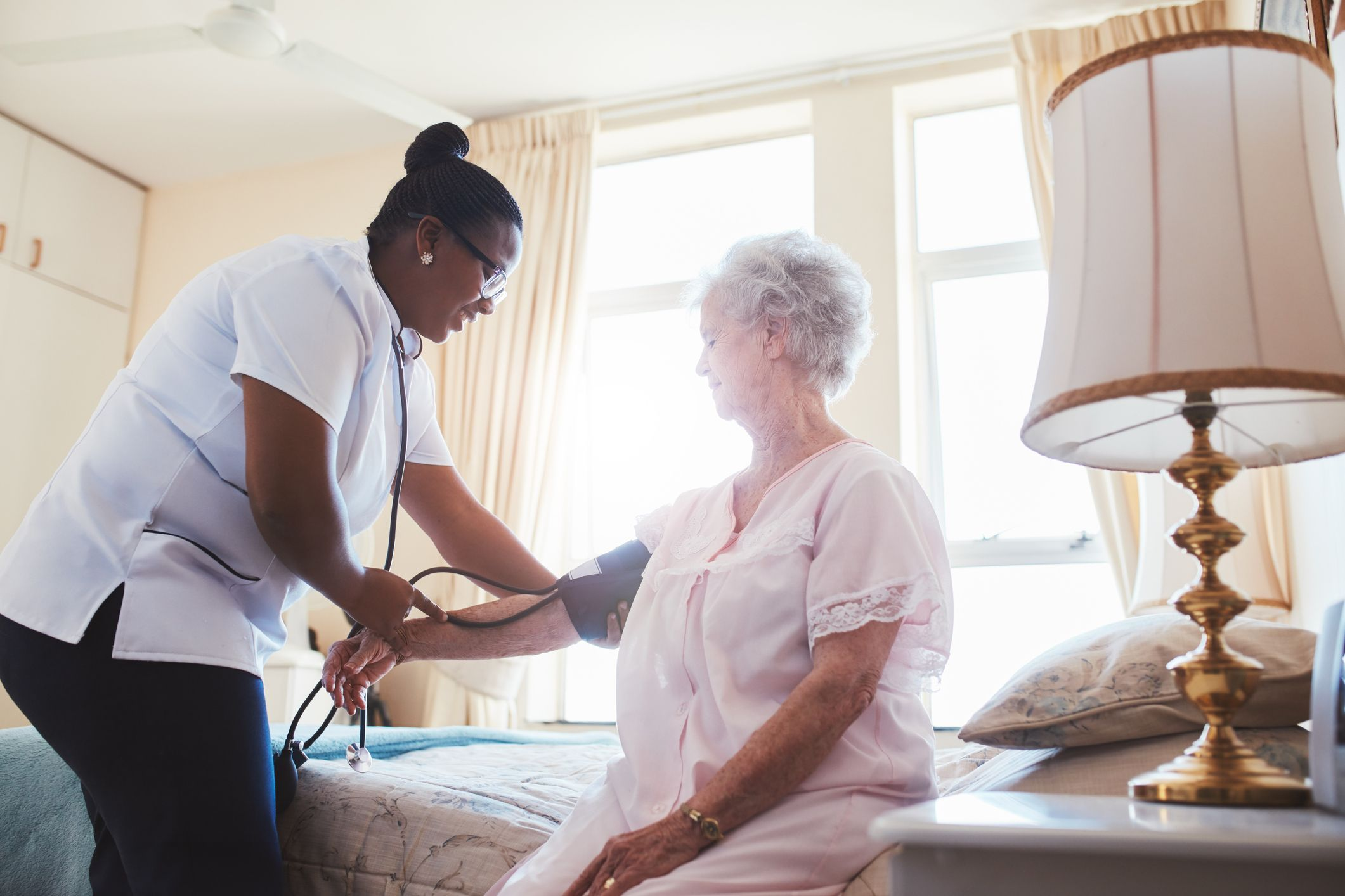 Inhome care services and nursing homes are costly and