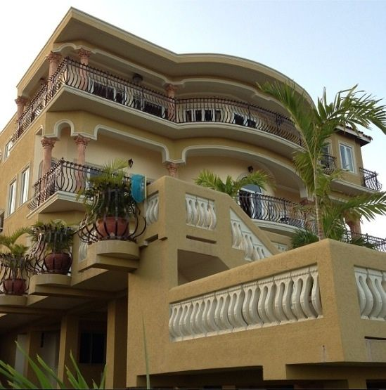 Image68 Jamaicansmusicz Com Terrace House Exterior Mansions Luxury Homes