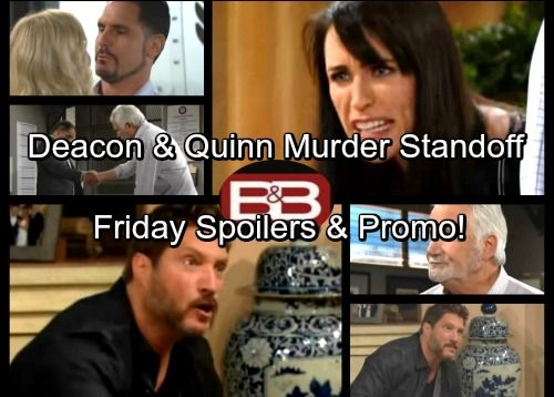 The Bold And The Beautiful Spoilers Deacon Desperate To Avoid Jail