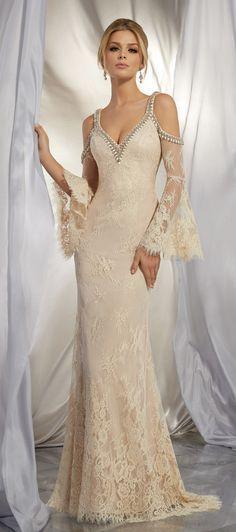 Morilee Wedding Dresses by Madeline Gardner Presents Romantic Voyagé Collection