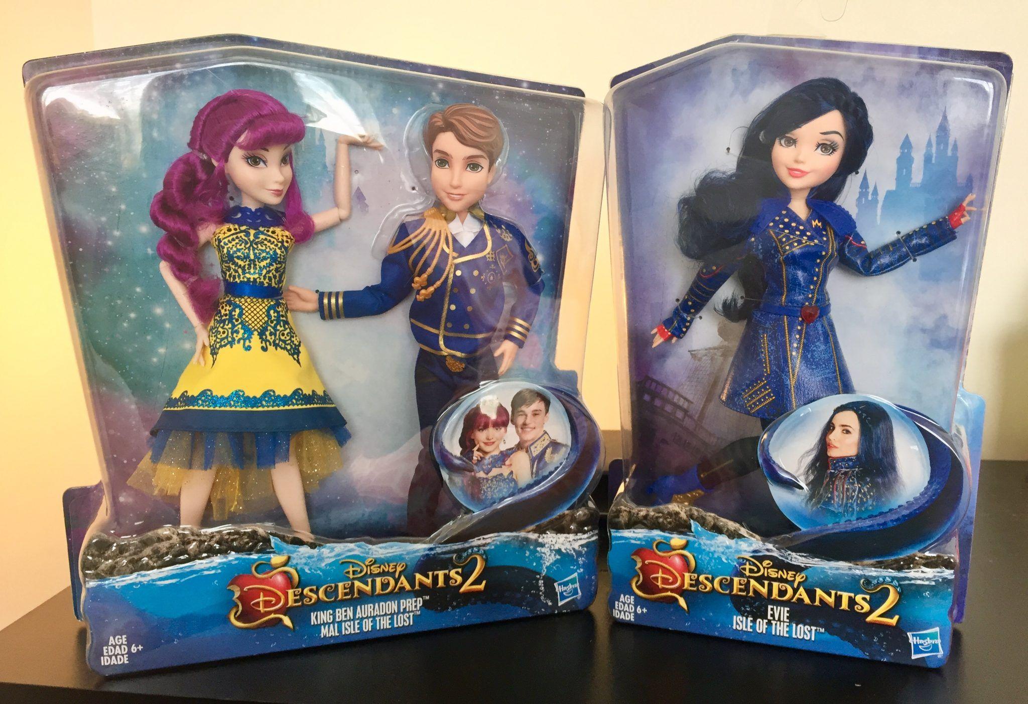 Image Result For Descendants 2 Dolls Descendants
