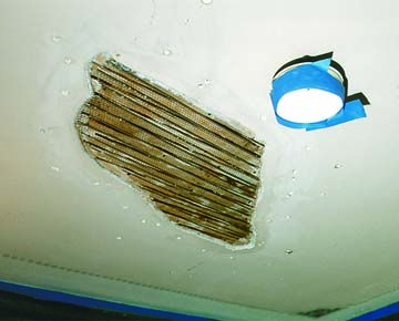 How To Fix Plaster Ceilings