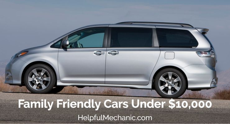 Family Friendly Cars Under 10 000 Reliable Cars Cars Large Suv