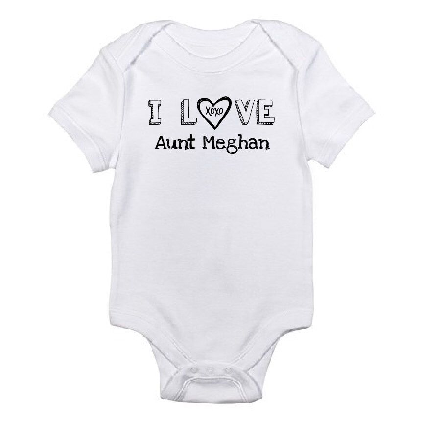 I love my aunt onesie pregnancy reveal to aunt going to be an i love my aunt onesie pregnancy reveal to aunt going to be an aunt gifts for aunts negle Choice Image