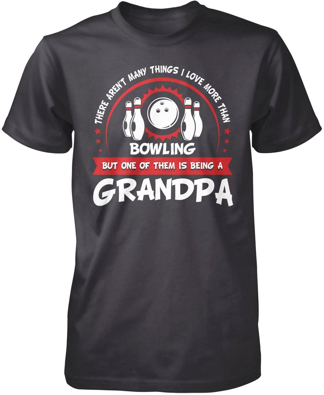 This Grandpa Loves Bowling