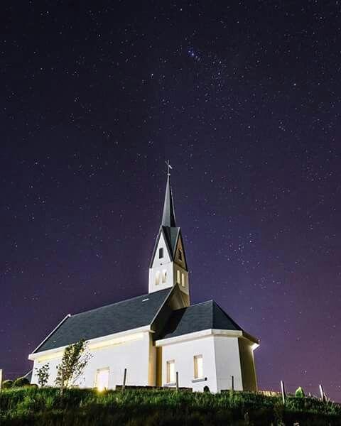 Chiesetta Alpina Igreja Cristo Dos Alpes Alto Do Morro Da Boa