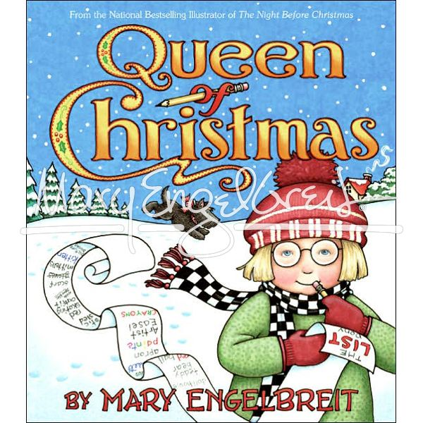 mary englebright   Mary Engelbreit   Queen of Christmas