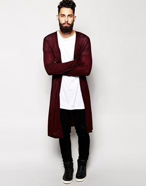 Men's Cardigan Fashion Ideas