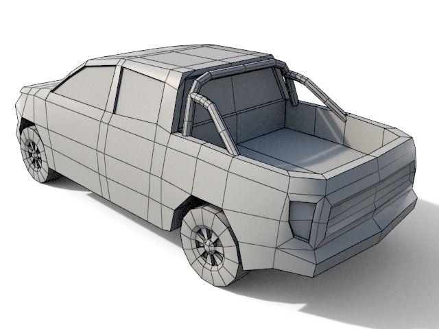 Low Car 6 Wireframe 2.jpg (640×480) 3dмоделирование