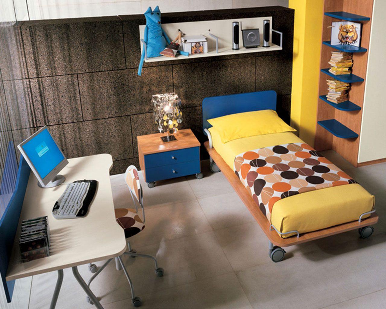 Cool Boys Teen Bedroom Design Kbhome Sanantonio
