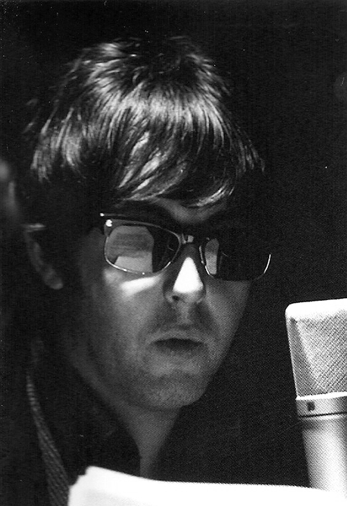 Paul McCartney Sunglasses In The Studio Awesome