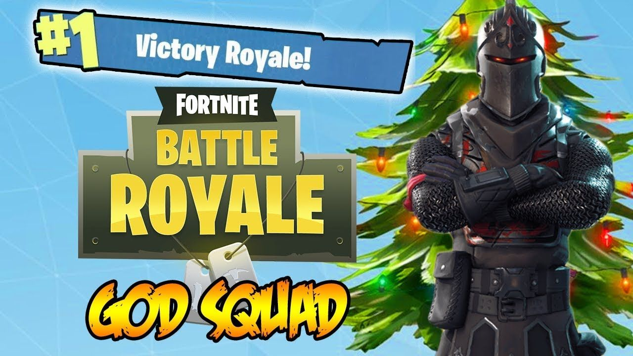 Playing With The Top Fortnite God Squad Fortnite Battle