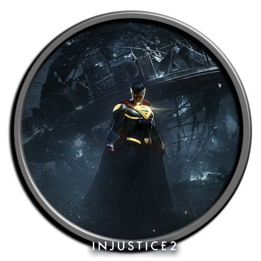 Injustice 2 Icon By Https Www Deviantart Com Cedry2kio On Deviantart Injustice 2 Injustice Icon