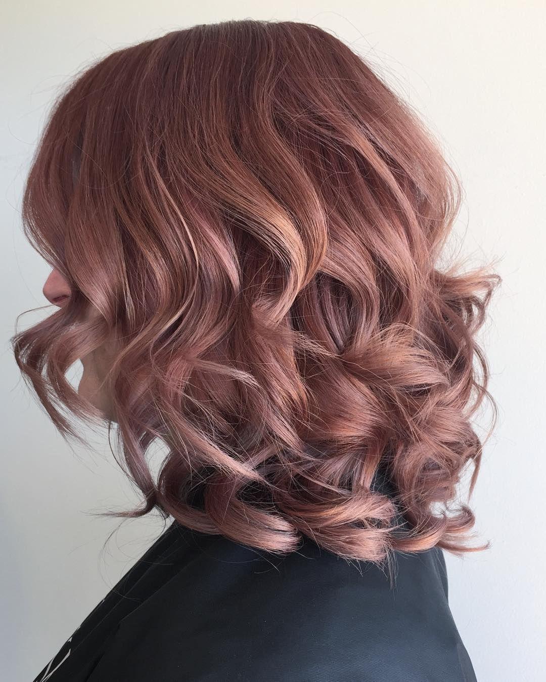 cheveux rose gold photos popsugar celebrity france. Black Bedroom Furniture Sets. Home Design Ideas