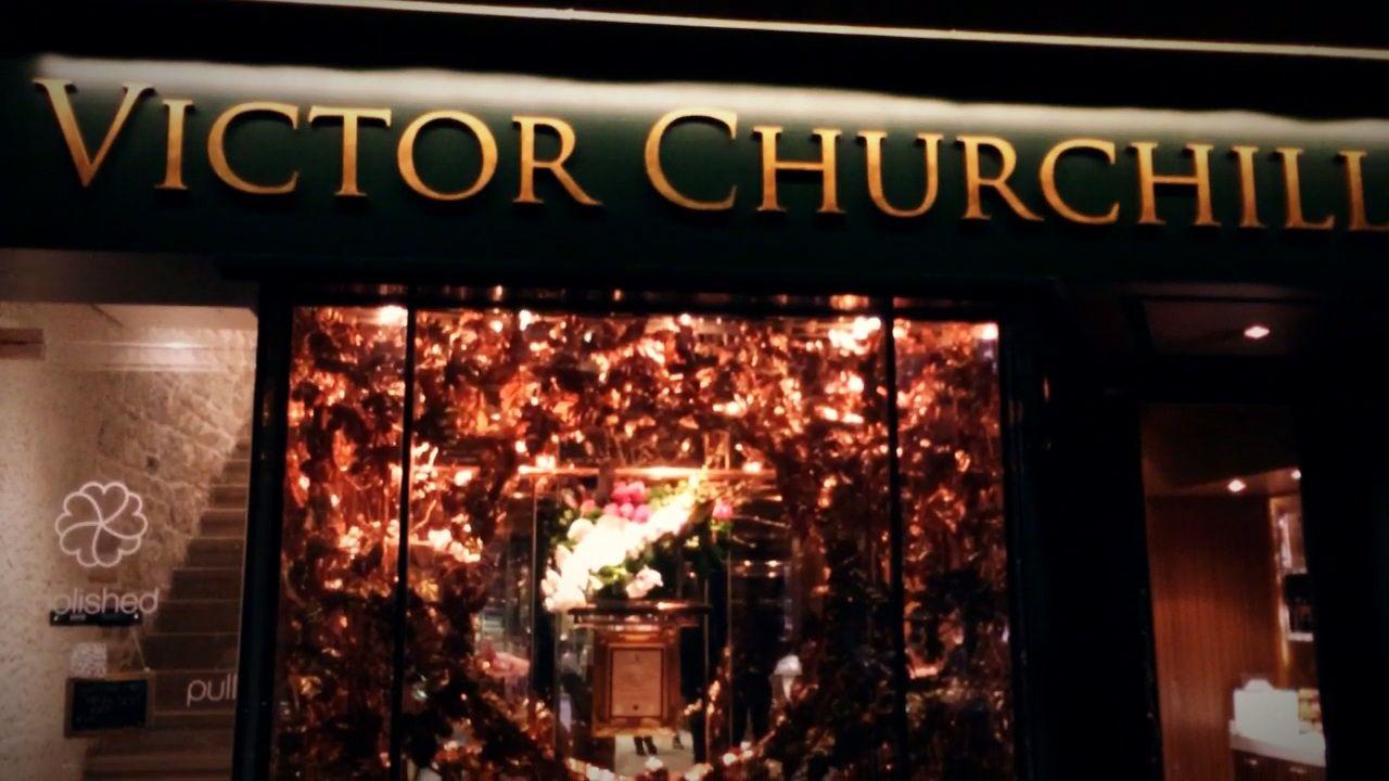 Victor Churchill On Tastemade Com Tastemade Victor Churchill