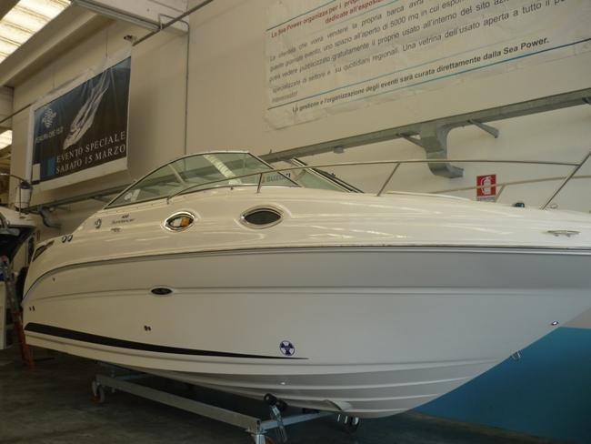 Sea Ray 255 Sundancer In Pronta Consegna Tekneler Ve Yatlar