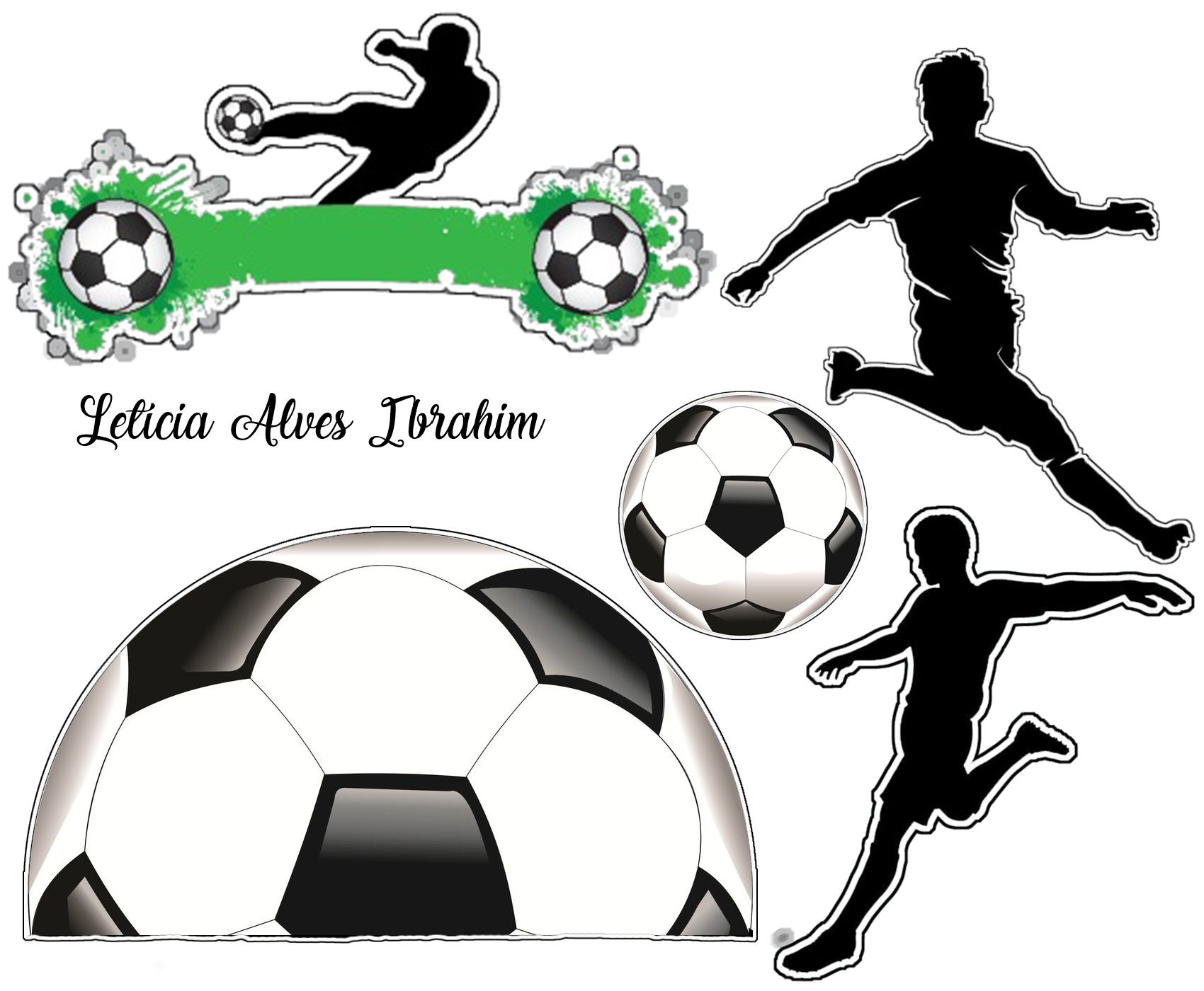 Topper Futebol Festa De Futebol Topper Para Docinhos Bola De