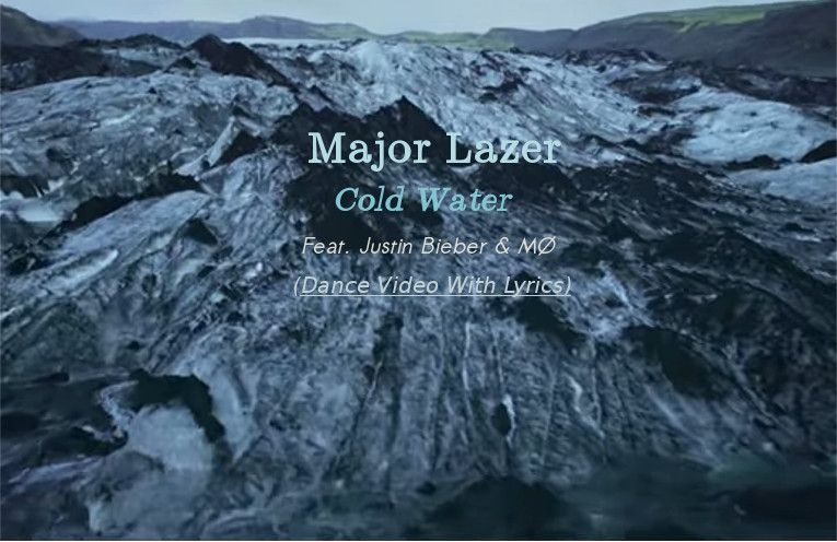 Watch: Major Lazer - Cold Water feat. Justin Bieber & MØ dance video with…