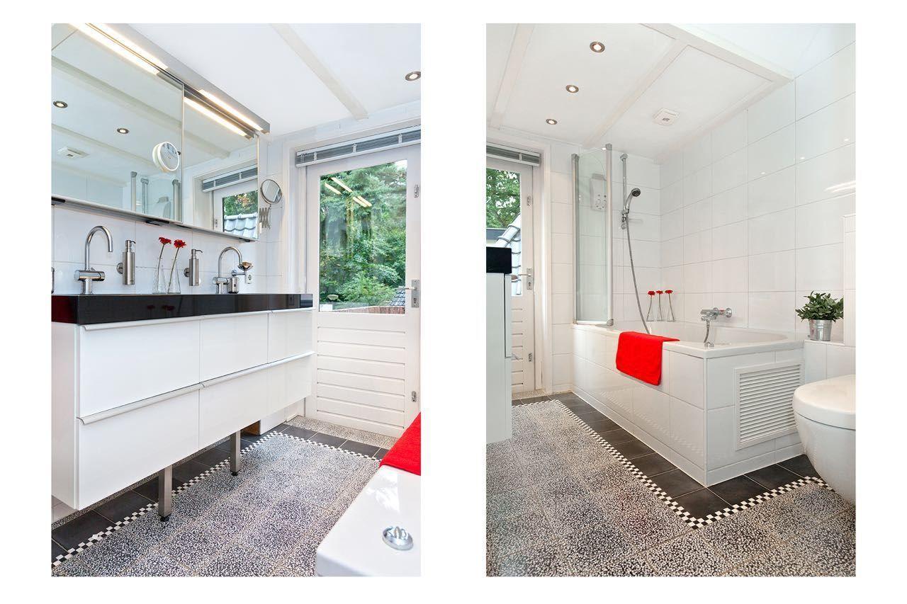 Jaren30woningen.nl   Jaren 30 badkamer met #terrazzotegels   Jaren ...