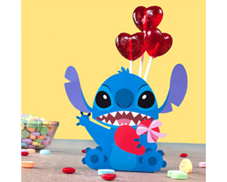 Stitch Candy box