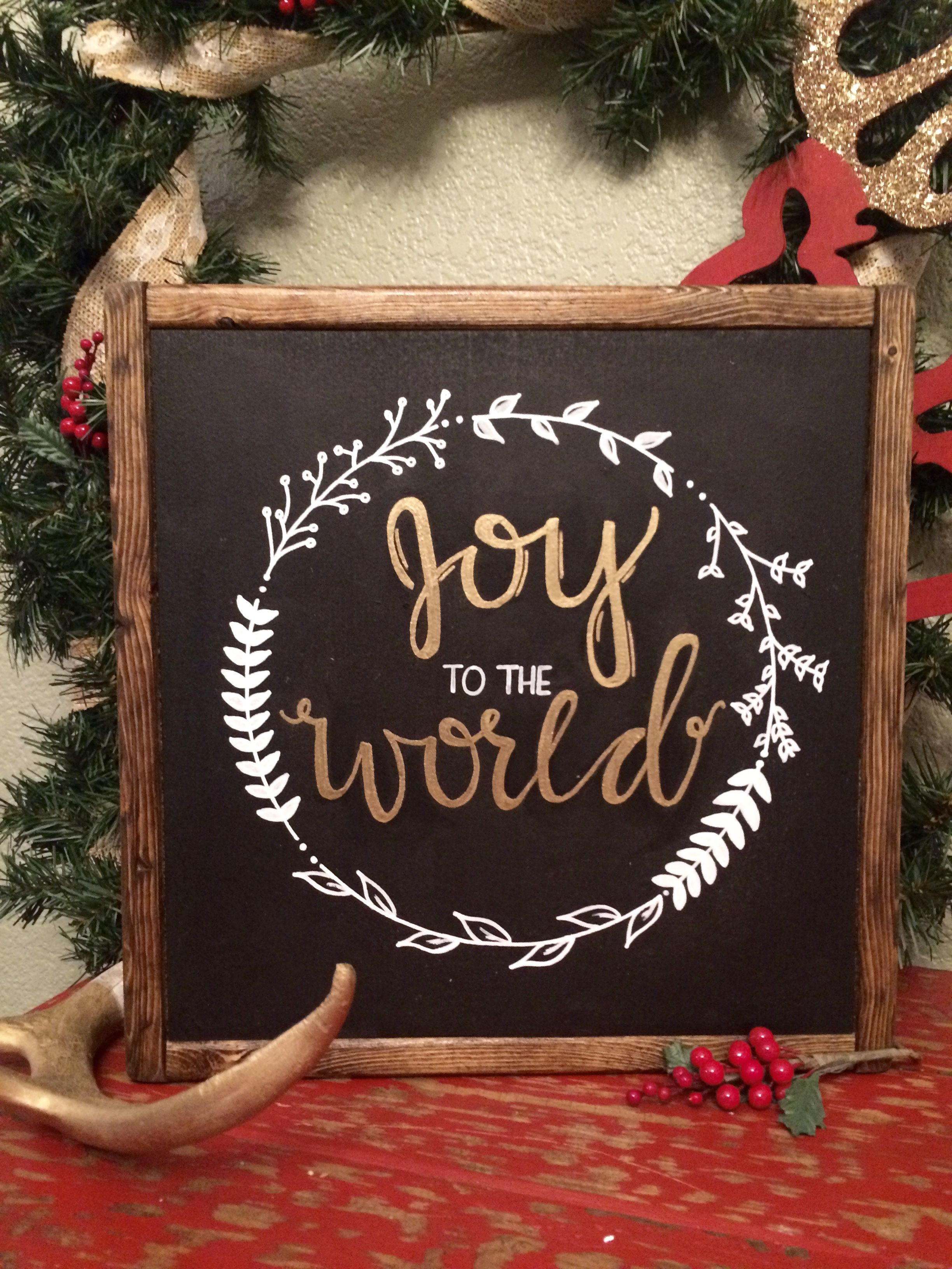 joy to the world sign christmas signs holiday decor joy sign christmas sign holiday decor holiday sign christmas decor gold christmas signs