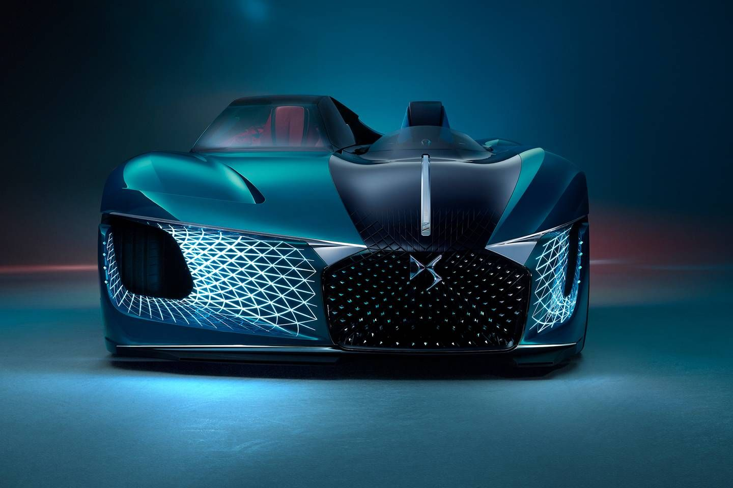 Ds X E Tense Concept Is Incroyable Concept Cars