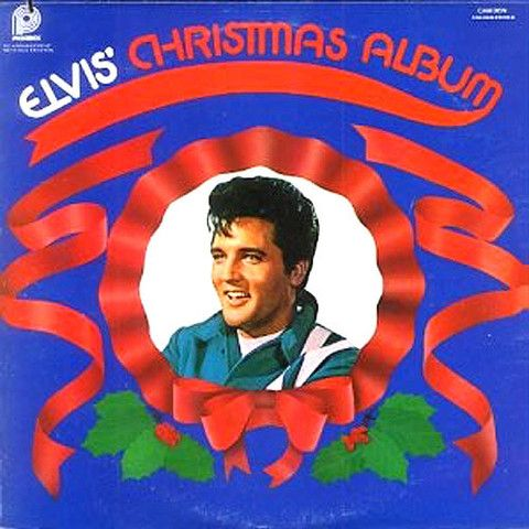 Elvis Presley Elvis' Christmas Album – Knick Knack Records | Vinyl ...