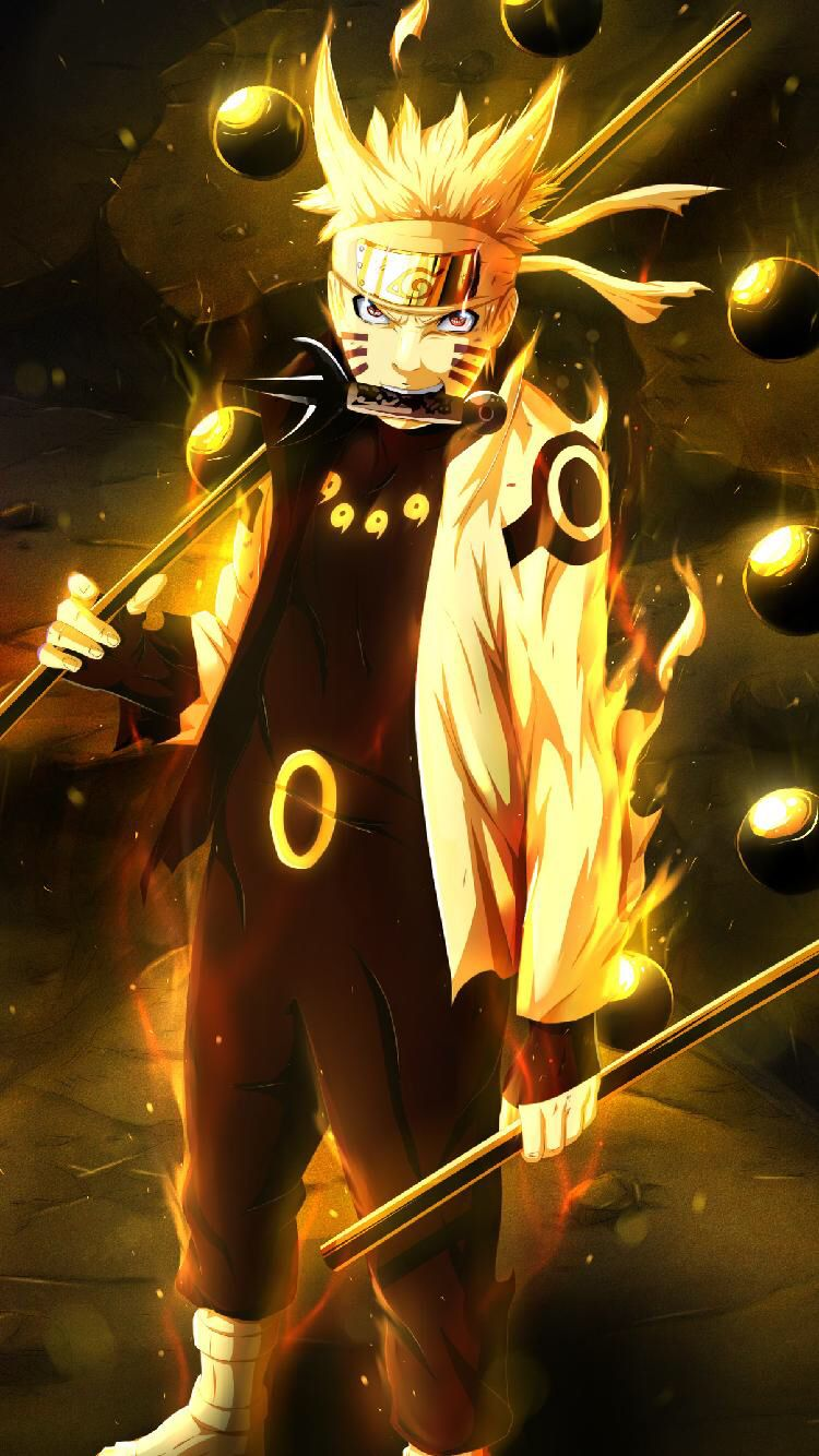 Naruto Naruto And Sasuke Ilustrasi Komik Gambar Karakter