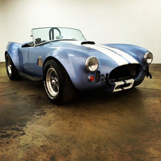 Factory Five Cobra For Sale >> 1965 Shelby Cobra Mkii 427 By Factory Five 29 500 For