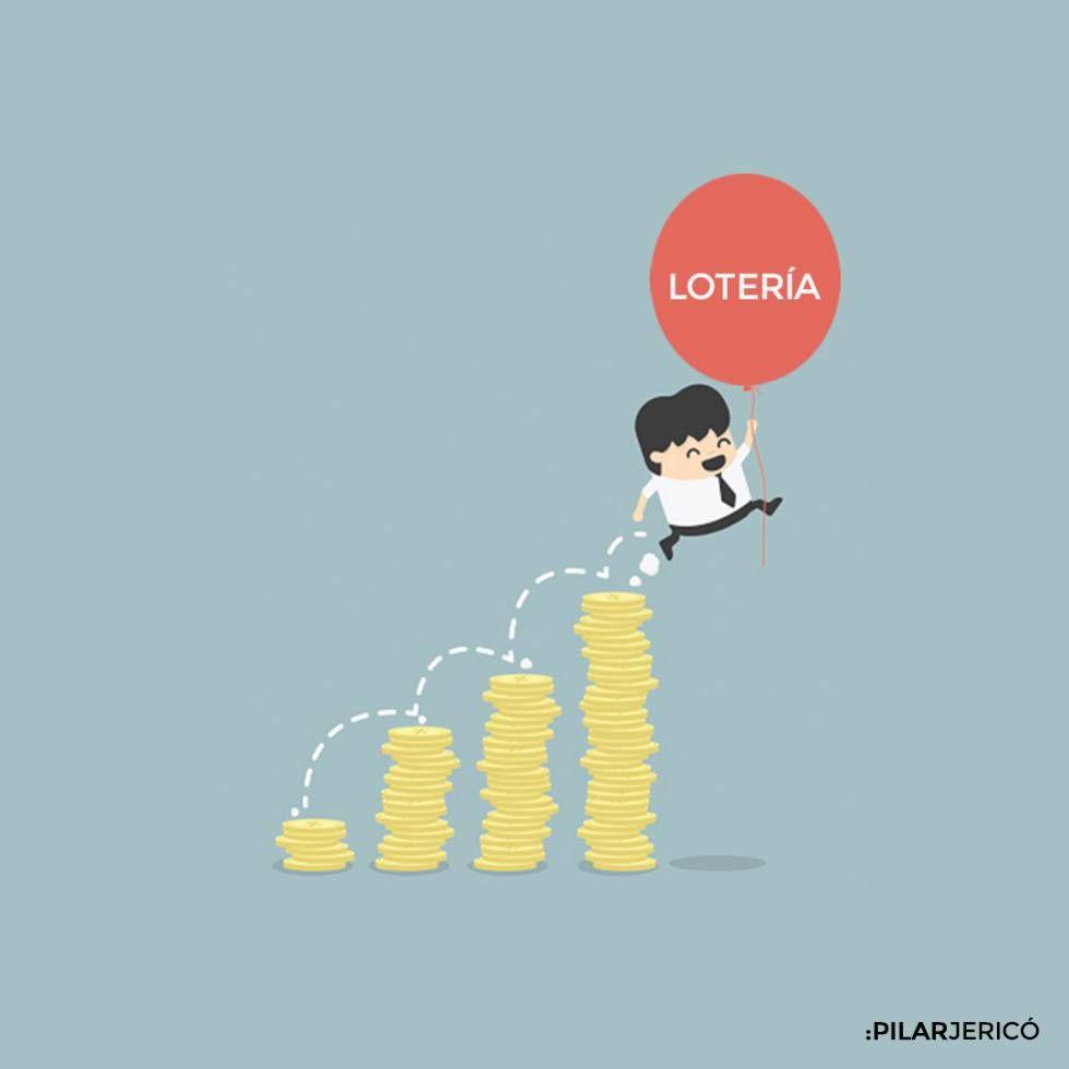 """Por qué jugamos a la lotería? Nuestros motivos no """"lógicos"""""""