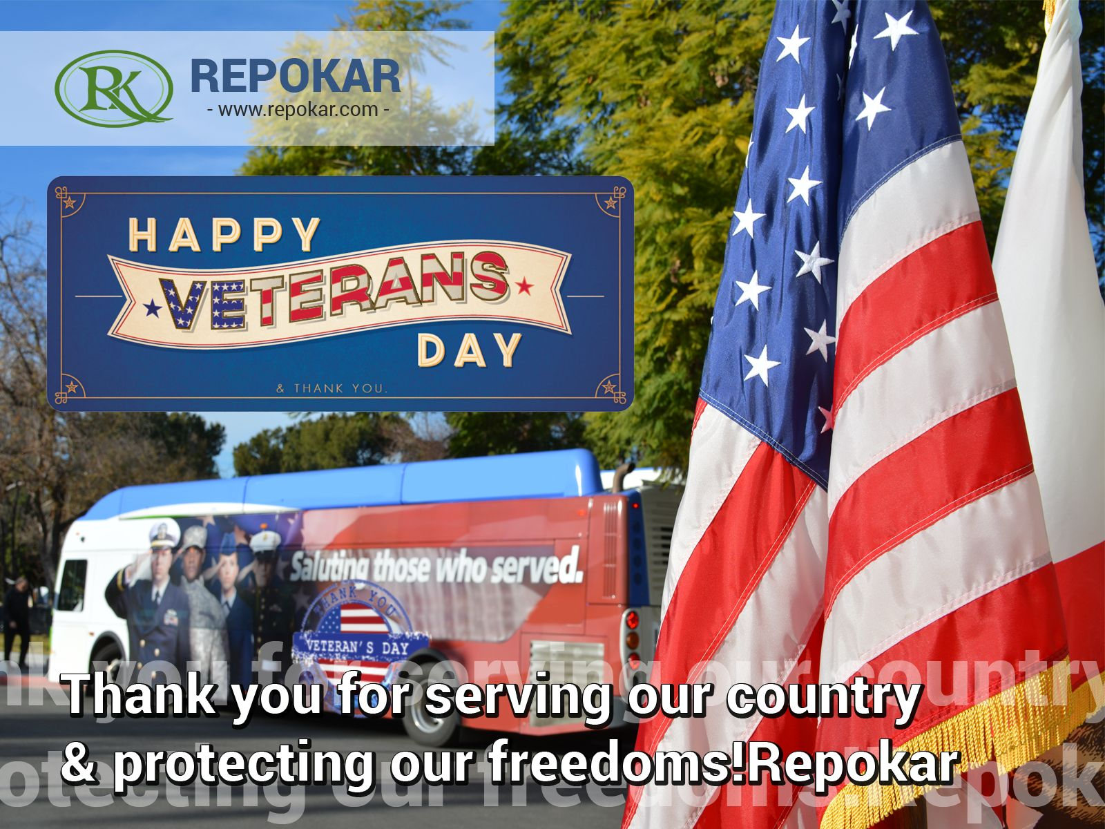 Happy Veterans' Day! Sell car, Online cars, Veterans day