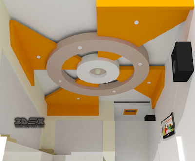 Latest Pop False Ceiling Design For Living Room Pop Design For Roof