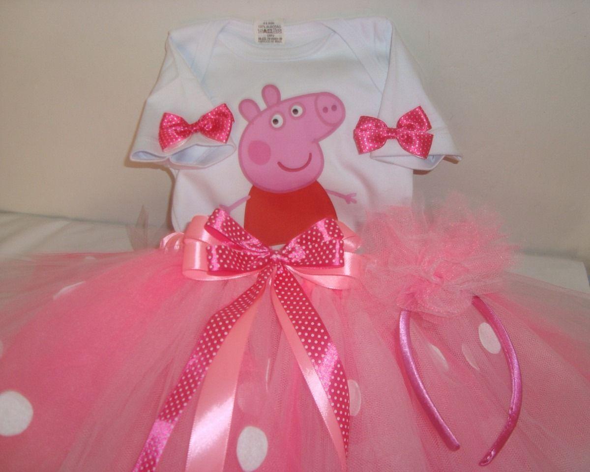 Vestido de Peppa | Costura | Pinterest | Pig party