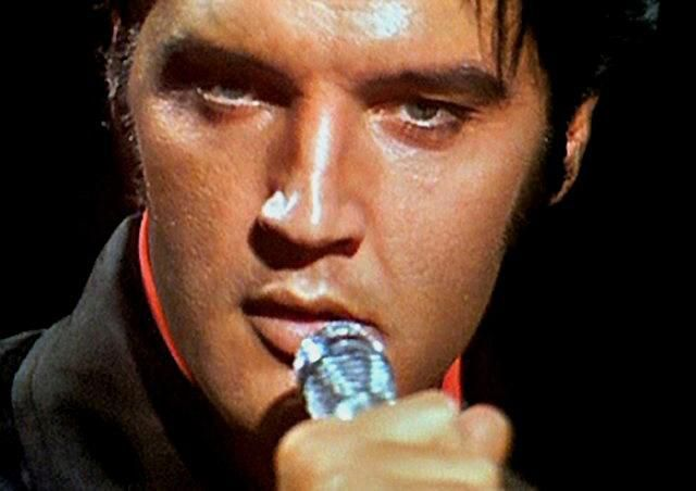 How Elvis Turned Christmas Into Rock's First Comeback in 2020 | Elvis 68 comeback special, Elvis ...